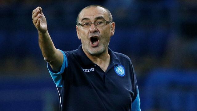 """Sarri: """"Dopo il Nizza c'è stato un appagamento, il passaggio del turno ce lo dovremo sudare"""""""