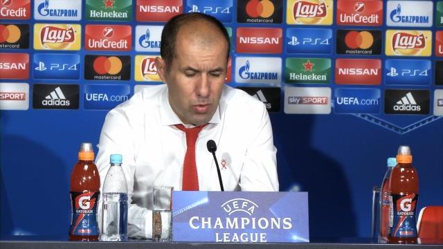 Jardim : » S'il y avait dû avoir un vainqueur, ça aurait du être nous»