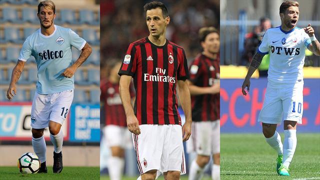 Dopo il disastro Champions l'Italia si aggrappa ad Atalanta, Milan e Lazio per sorridere in Europa