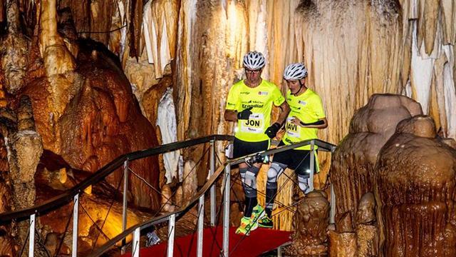 Javi Conde corre un medio maratón en homenaje a los Paralímpicos de Barcelona