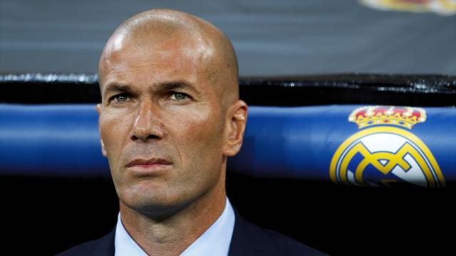 """Zidane : """"On accepte les critiques"""""""