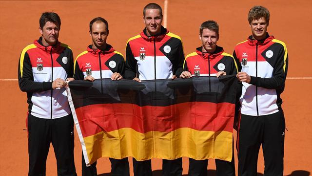 Deutschland im Davis Cup gegen Portugal im Livestream und im Livescoring