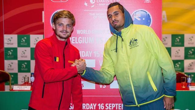 Pouille-Lajovic y Goffin-Millman abrirán las semifinales