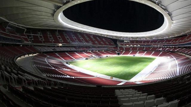 Atlético de Madrid inaugurará su nuevo estadio