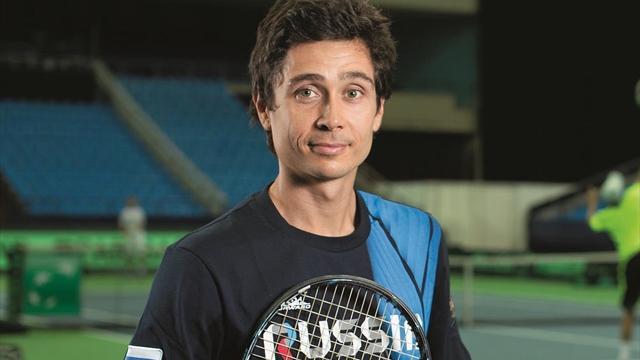 Куницын заменит Тарпищева в роли капитана сборной России в матче Кубка Дэвиса с Венгрией