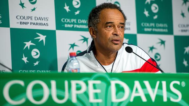 Noah et Bruguera pas vraiment sur la même longueur d'ondes sur la réforme de la Coupe Davis