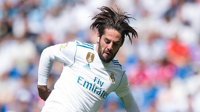 Isco pens new Real deal with huge buyout clause