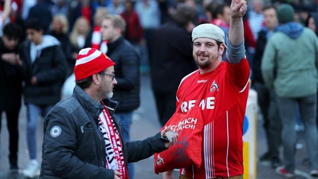 Матч «Арсенал» – «Кёльн» был отложен на час из-за беспорядков перед стадионом