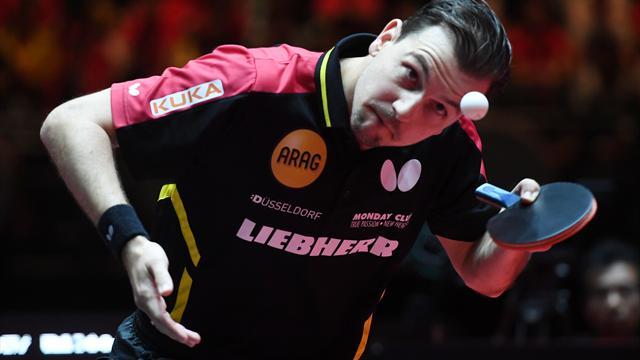 Die Tischtennis-EM live im TV und im Livestream bei Eurosport