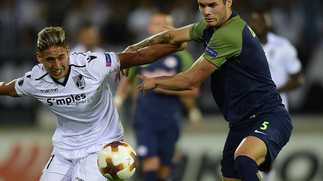 «Витория» стала первым клубом, не выставившим в основе на матч еврокубка ни одного европейца