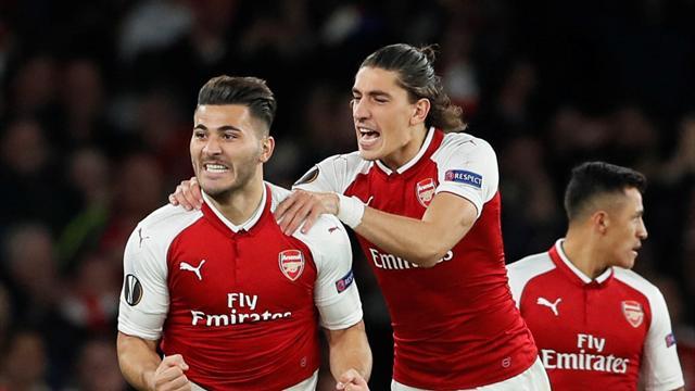 «Арсенал» одержал волевую победу над «Кёльном»