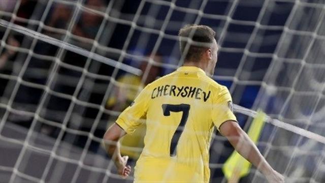 Черышев забил за «Вильярреал» впервые за 18 месяцев