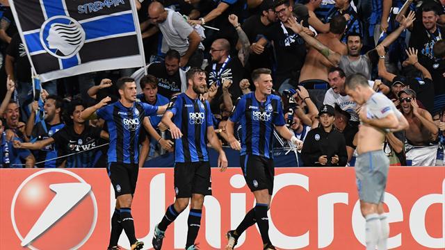 Europa League, italiane ok: Milan a valanga sull'Austria Vienna, tris dell'Atalanta all'Everton