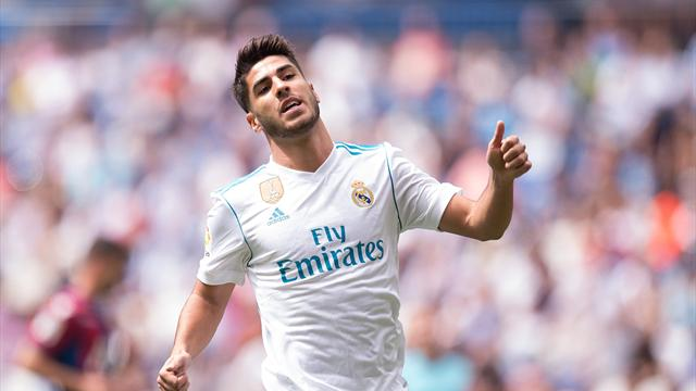 Asensio signs new deal at Madrid 'with £442m release clause' - reports