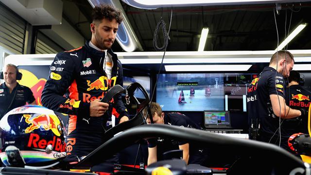 'Not a lot made sense' for Ferrari on Friday