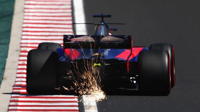 Toro Rosso officialise le Honda en attendant Gasly