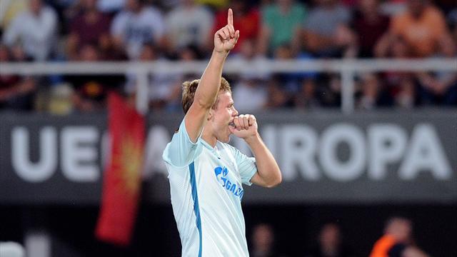 «Зенит» поправил УЕФА, собрав команду недели Лиги Европы из 11 Кокориных