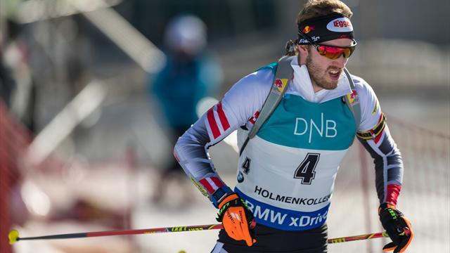 Biathlon: Zwei Monate Pause für Österreicher Landertinger
