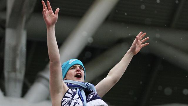«Зенит» подарит абонемент на домашние матчи Лиги Европы фанату, который выполнит нормы ГТО как Лунев