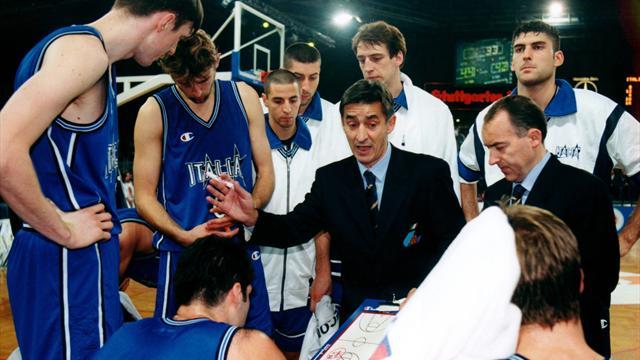 Bogdan Tanjevic si ritira: vinse l'oro europeo con l'Italia nel 1999