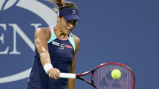 Maria bei WTA-Turnier in Québec im Halbfinale