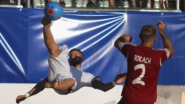 Superfinal Euroleague Terracina: Italia-Bielorussia 6-5. Gori trascinatore, azzurri in semifinale