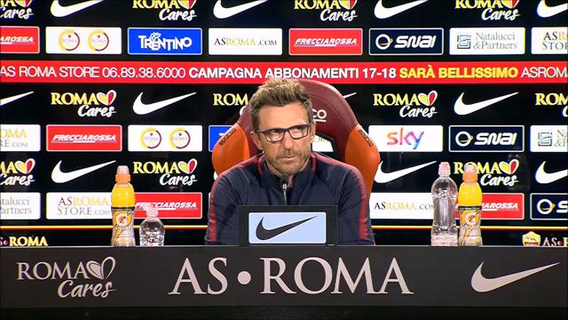 """Di Francesco: """"È arrivato il momento di Florenzi, lo vedo motivatissimo"""""""