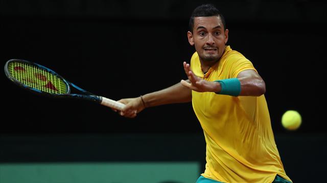 Кирьос: «После смерти бабушки я не был предан теннису должным образом»