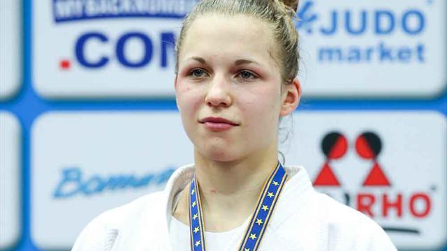 "Judoka Theresa Stoll ist ""Sport-Stipendiat des Jahres"" 2017"