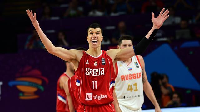 La Serbie rejoint la Slovénie en finale
