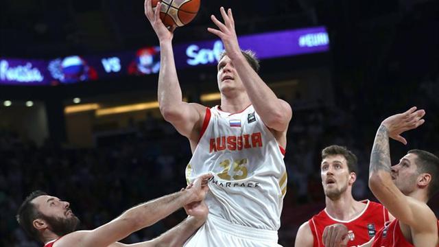 España jugará con Rusia por el bronce; Eslovenia-Serbia, la final