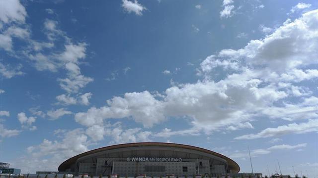 El Atlético estrena estadio sin margen de error