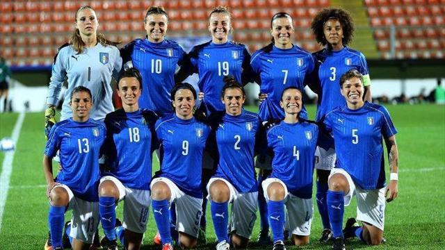 Italia-Moldavia 5-0: Bonansea e Girelli sugli scudi