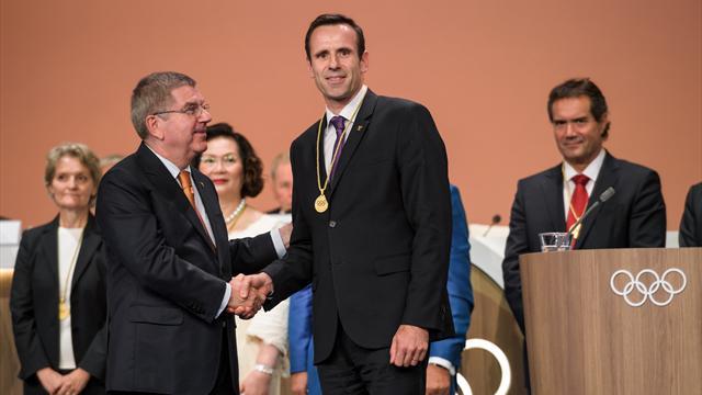 Rolland, troisième Français élu au CIO