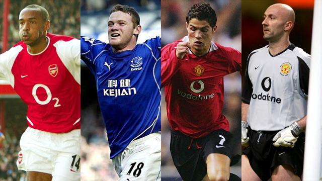 La dernière fois que Rooney a joué à Old Trafford avec Everton, le foot anglais était bien différent