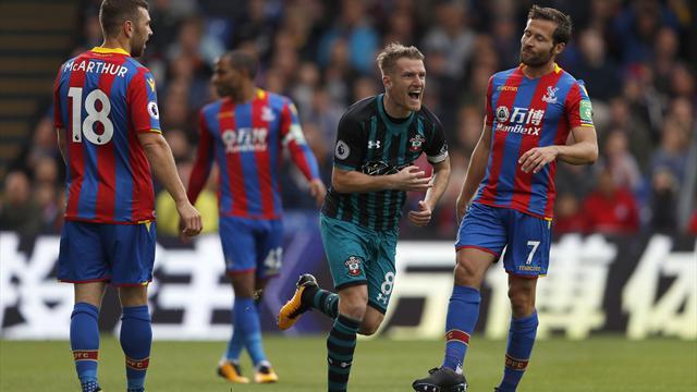 Crystal Palace'tan gol hasretinde Premier League rekoru