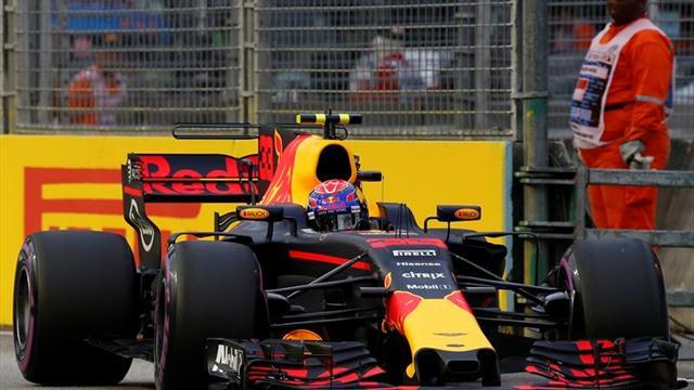La Fórmula 1 llega al circuito más controversial de la temporada, Singapur