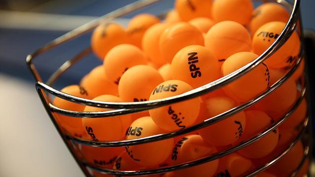 Tischtennis-Damen nach Nervenschlacht im EM-Finale