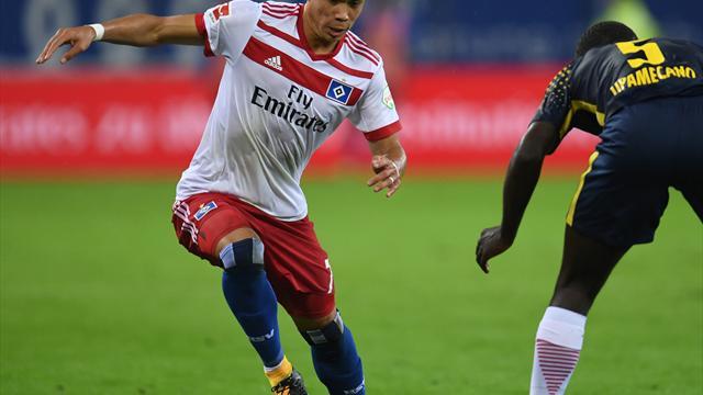 HSV hofft gegen Dortmund auf Wood