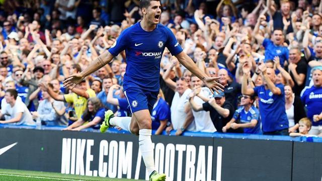 Morata tuvo una oferta del Manchester United antes de fichar por el Chelsea