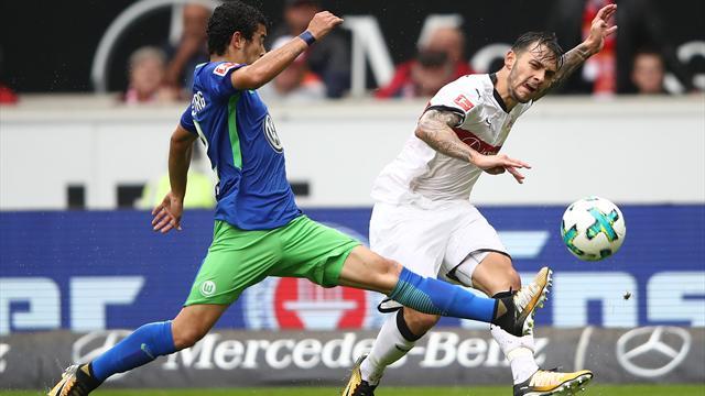 Stuttgart feiert Heimsieg gegen Wolfsburg
