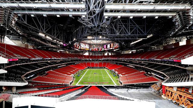 Et si le Mercedes-Benz Stadium était la plus belle enceinte du monde ?