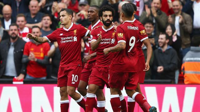 «Ливерпуль» и «Бёрнли» сыграли вничью