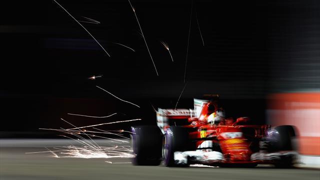 Vettel contre les Red Bull, voiture de sécurité : les clés de la course