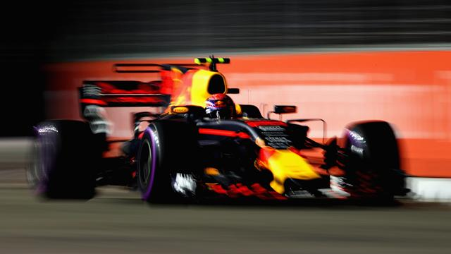 """Verstappen : """"Un dernier tour pas idéal"""""""
