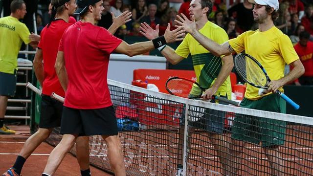 Francia y Australia avistan la final