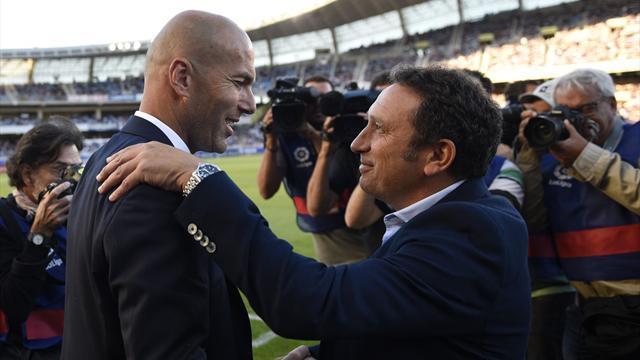 LaLiga, Real Sociedad-Real Madrid: El puzzle de Zidane en Anoeta