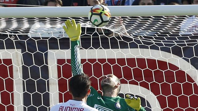 Le pagelle di Crotone-Inter 0-2: Handanovic miracoloso, Gagliardini stralunato