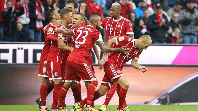 4:0 gegen Mainz: Bayern kommen langsam auf Betriebstemperatur