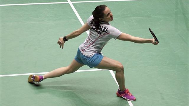 Bea Corrales, campeona en Lovaina sin necesidad de jugar la final